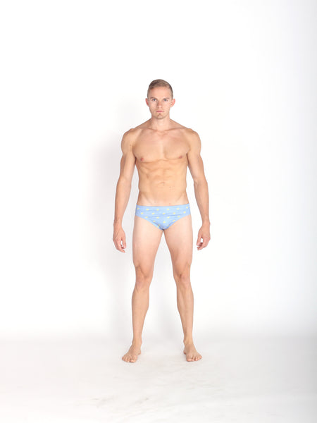 Palm Tree Swim Brief