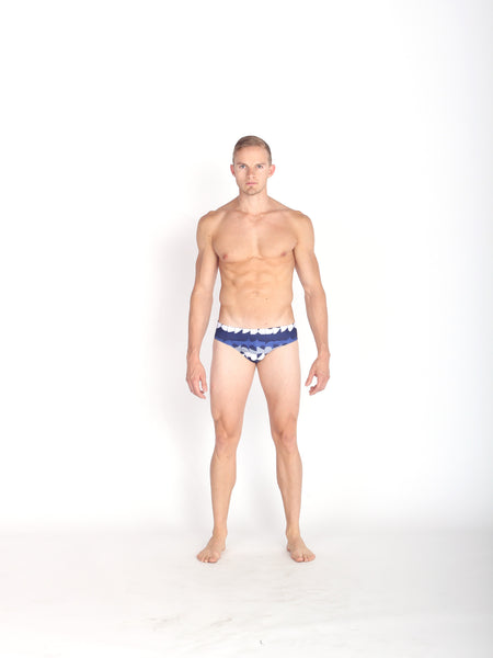 Guaymas Stripe Swim Brief