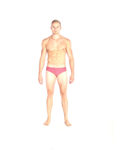 Geo Circle Swim Brief
