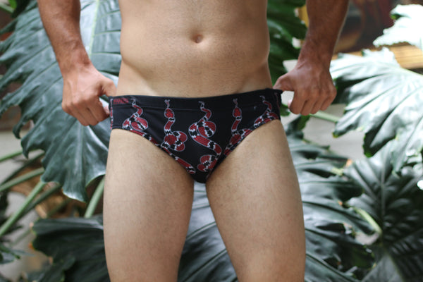 Coral Snake Swim Brief