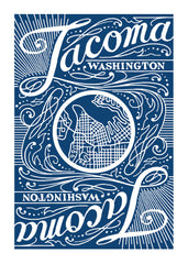 Tacoma Playing Cards