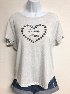 Furbaby Mama Short Sleeved Top