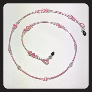 Cherry Blossom Eyeglass Necklace