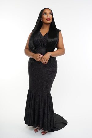 Gala Empire Fitter Mermaid Gown - BellaNiecele
