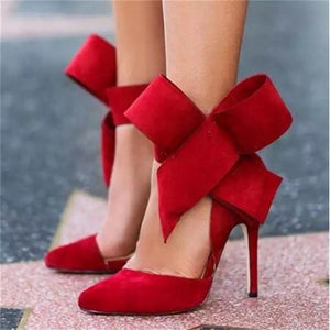 Large Bow Pumps