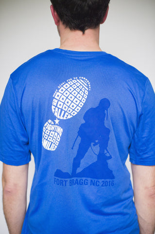 Men's Short Sleeve Dri-FIT Shirt - Fort Bragg 2016