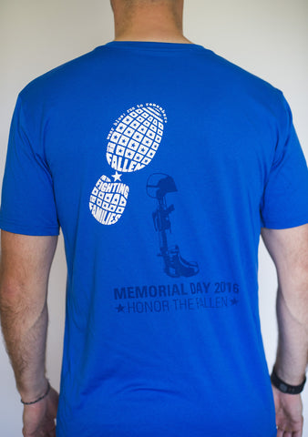 Men's Memorial Day 2016 (Short Sleeve & Long Sleeve)