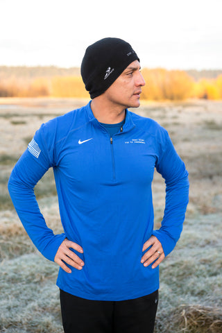 Men's Long Sleeve Half-Zip Pullover