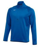 Men's long sleeve 1/4 zip training top