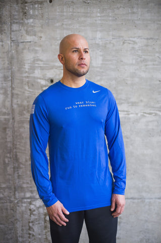 Men's Long Sleeve Dri-FIT Shirt