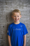 Youth Short Sleeve Dri-FIT Shirt (S-XL)