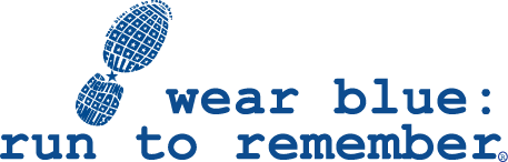 wear blue: run to remember