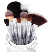 Load image into Gallery viewer, Marble Luxe Make Up Brush Pot - 10 Piece - Beau Belle Brushes