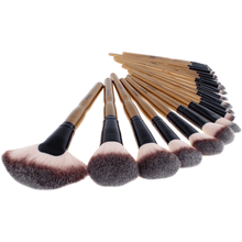 Load image into Gallery viewer, Hollywood Make Up Brush Set - 32 Piece - Beau Belle Brushes