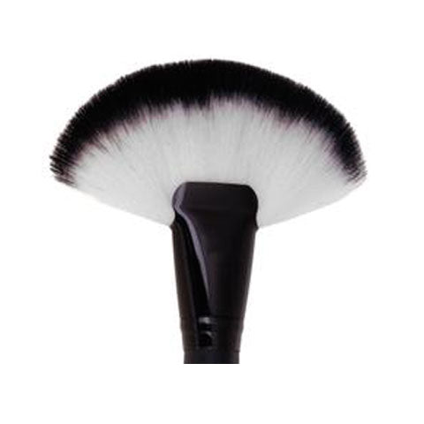 Extra Large Fan Brush - Beau Belle Brushes
