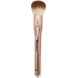 Rose Gold Complexion Perfection Makeup Brush Set - 4 Piece - Beau Belle Brushes