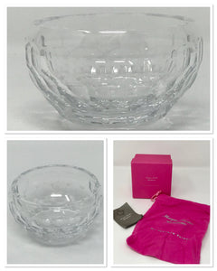 "Waterford 4"" Crystal Bowl from the Monique Lhullier ""My Favorite Things"" Collection - Regalo Di Lusso"