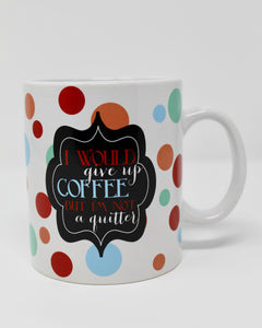 Funny Coffee Mug Vintage Gift for a Birthday Gift, Gift for Her or Gift for Him - Regalo Di Lusso