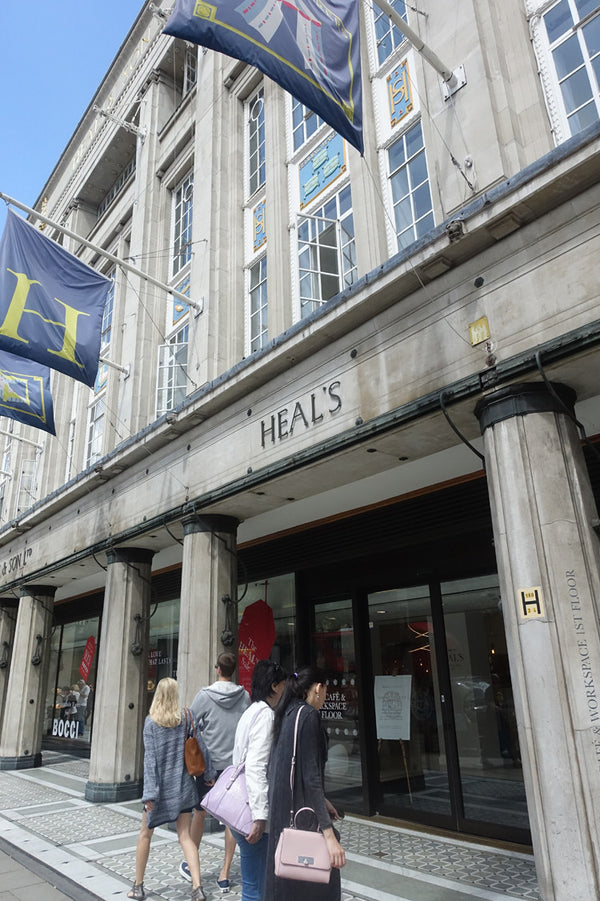 Travel: Heal's, London
