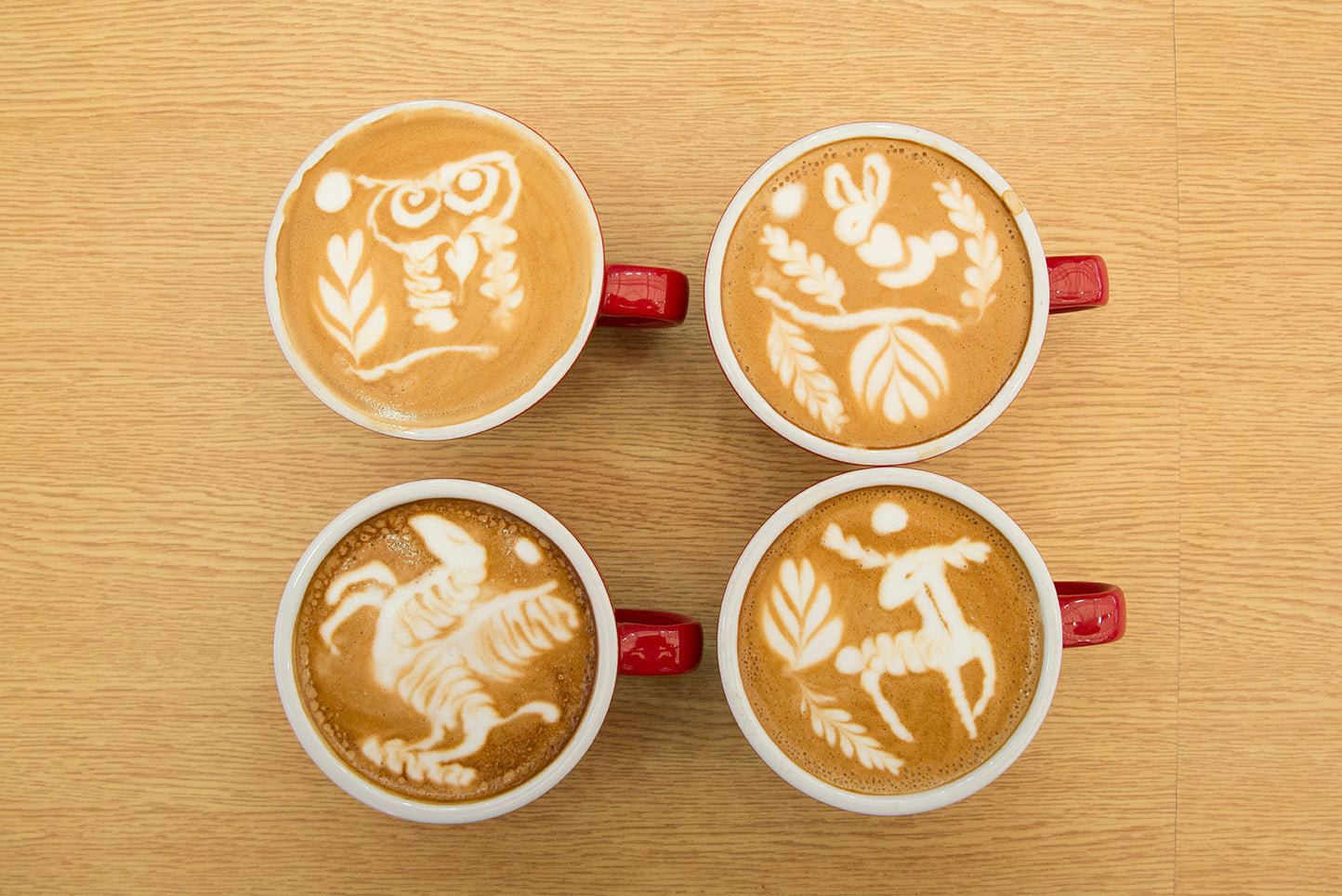 Loveramics Hotelex Latteart All-stars World Coffee Events Ristr8to