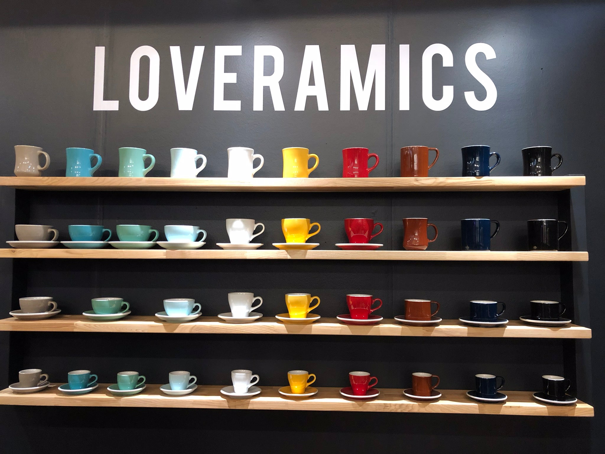 Loveramics London Coffee Festival