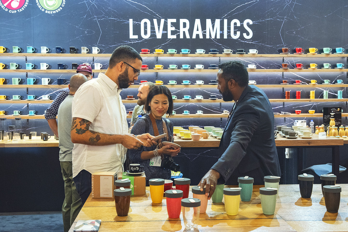 Loveramics WOC19 Berlin