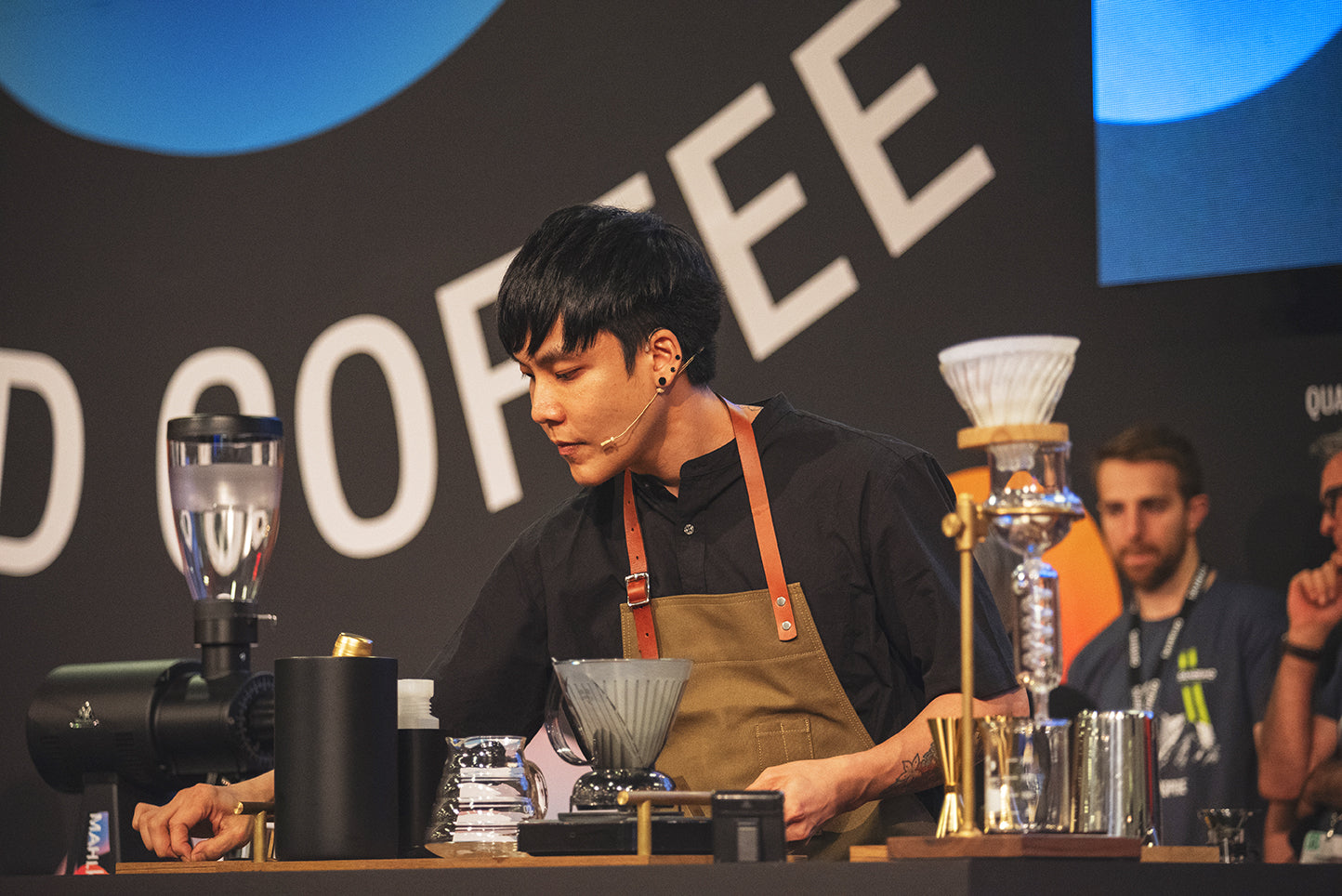 coffee in good spirits 2019 world coffee events