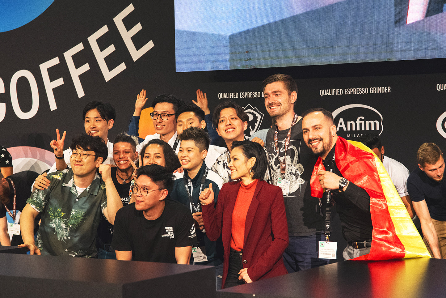world latte art championship 2019