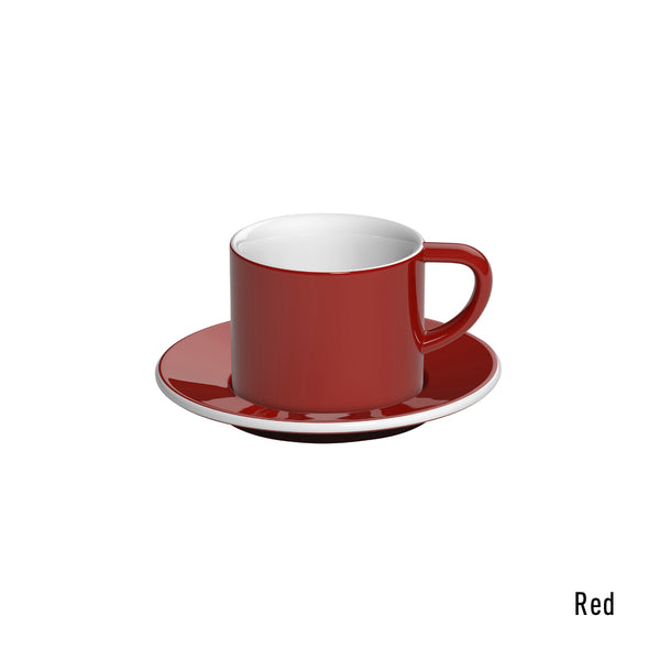 Bond 150ml Cappuccino Cup & Saucer - WBC 2016 Brew Bar Cups