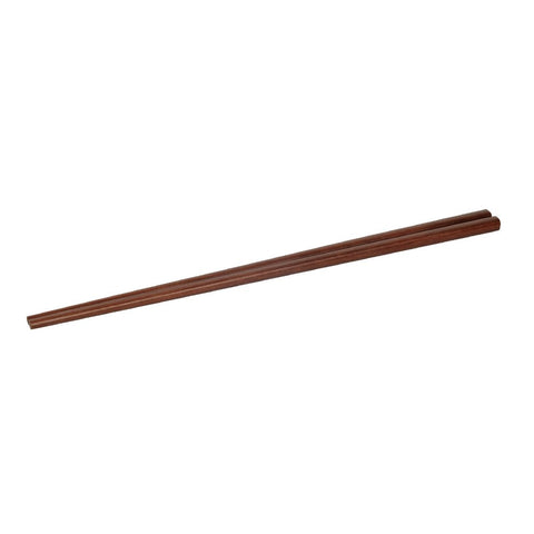 25cm Sandalwood Chopsticks (Red)