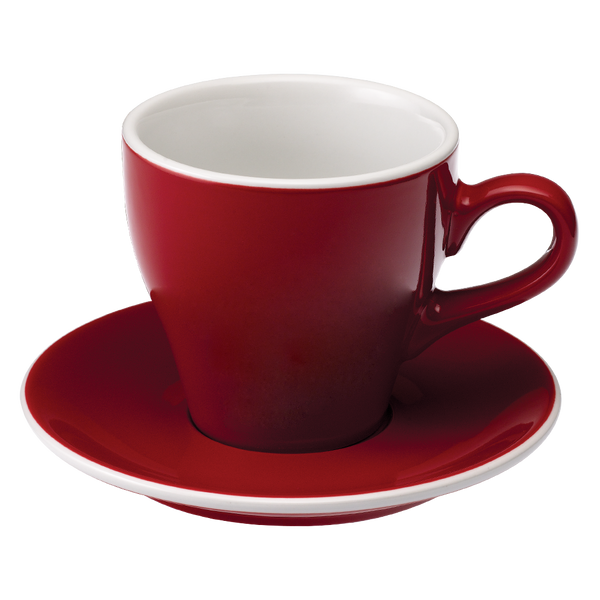 Tulip 280ml Cafe Latte Cup & Saucer