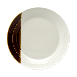 Sancai 28cm Dinner Plate (Caramel)