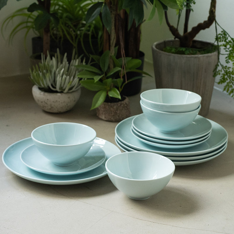 Studio Celadon Blue - 12pc Bundle for 4 people - Western (STO)