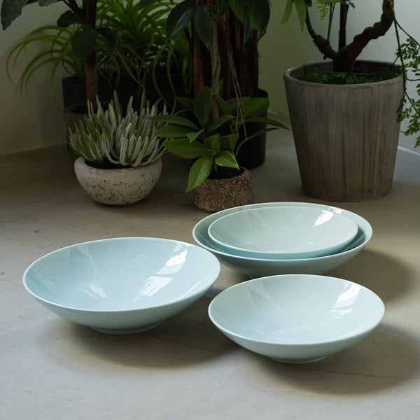 Studio Celadon Blue - 4pc Bundle Serving Set (STO)