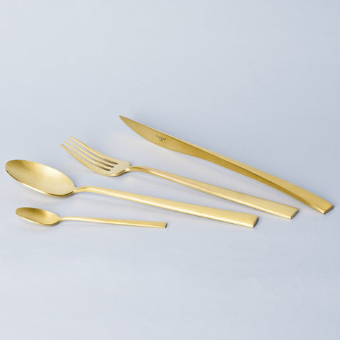 Cutipol - 16pc Bundle for 4 People - Duna (M.Gold)