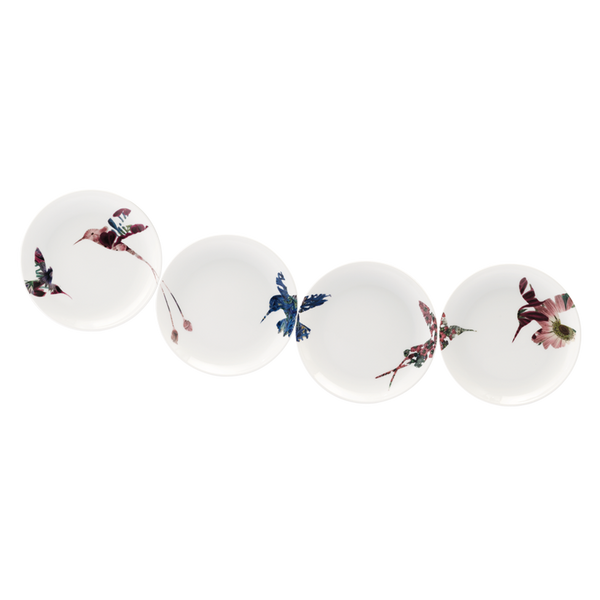 Flutter Set of 4 Assorted 14.5cm Side Plates (Assorted)