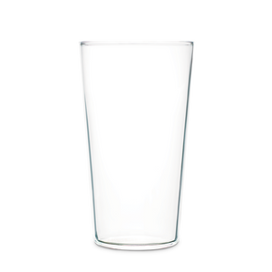 Urban Glass 330ml Narrow Tumbler (clear/black)