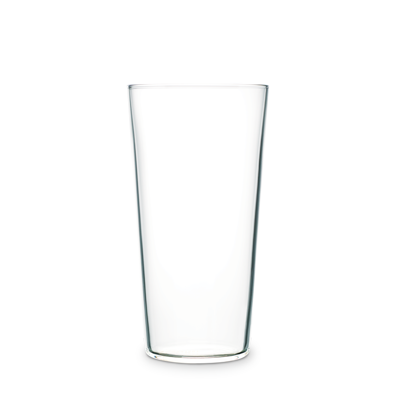 Urban Glass 250ml Ultra-thin (clear/black)