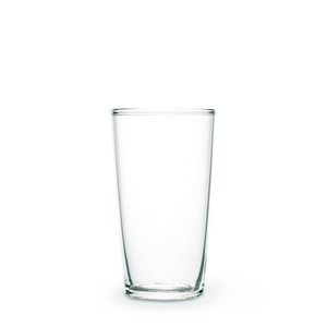 Urban Glass 80ml Narrow Tumbler (clear/black)