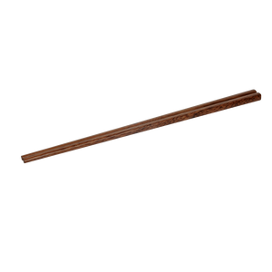 25cm Chicken Wingwood Chopsticks (Brown)