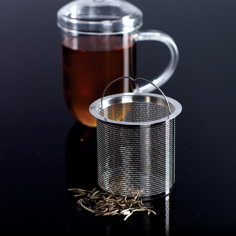 Pro Tea Infuser 01 Artist Version (Metallic)