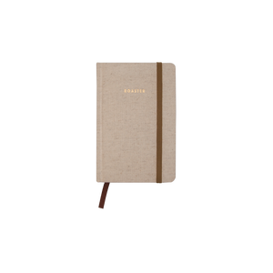 Coffee Extremists Beige Planner (Roaster) (S)