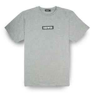 Coffee Extremists Taupe Tee (Brewer)