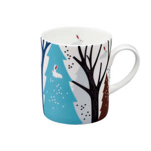 We Love Mugs 3 380ml Mug (Winter) (Pattern)