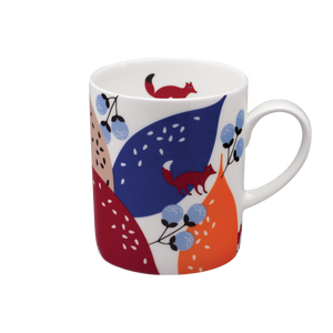 We Love Mugs 3 380ml Mug (Autumn) (Pattern)