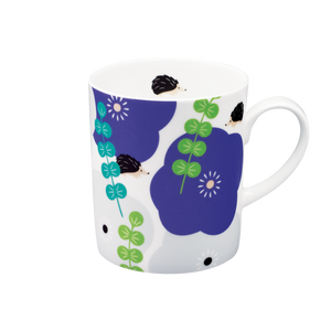 We Love Mugs 3 380ml Mug (Spring) (Pattern)