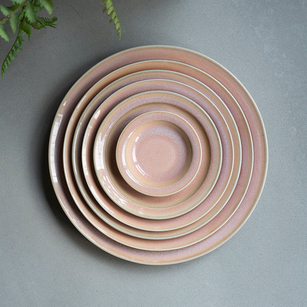 Er-go! 26.5cm Dinner Plate (Rose)