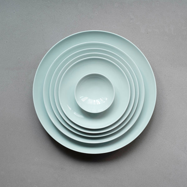Studio 18cm Side Plate (Celadon Blue)
