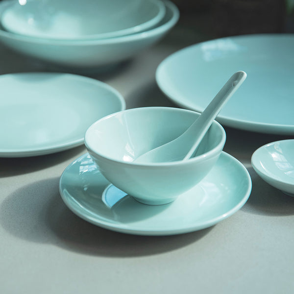 Studio 14cm Spoon (Celadon Blue)