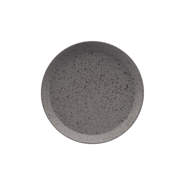 Stone 18cm Side Plate (Granite)